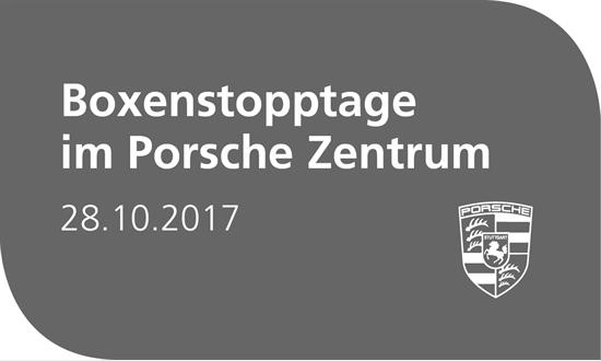 Foto des Events Boxenstopp im Porsche Zentrum 28.10.2017