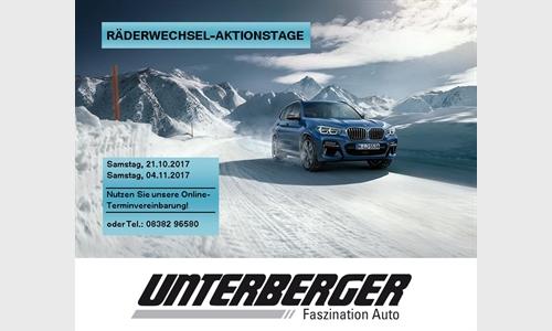 Foto der News Der Winter kann kommen - unsere Räderwechsel-Aktionstage
