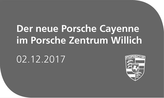 Foto des Events Der neue Porsche Cayenne