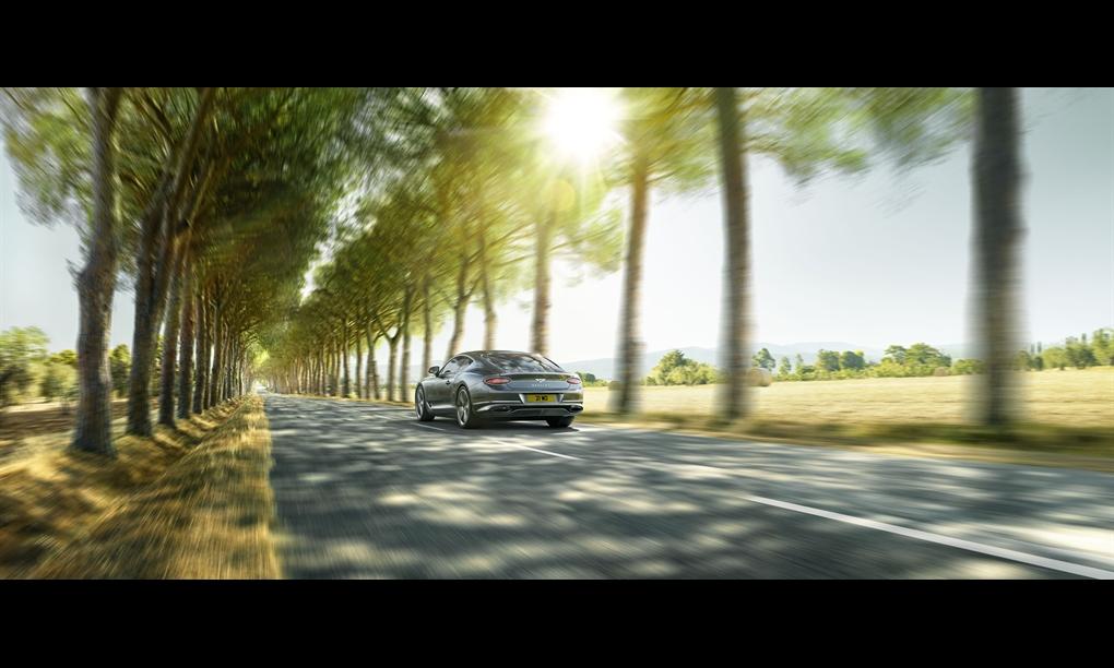 Der neue Bentley Continental GT