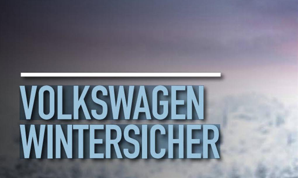 Volkswagen Wintersicher