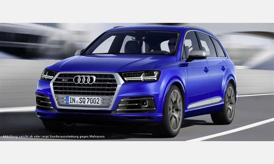 Foto des Serviceangebots Audi SQ7 für 1099€ im Monat