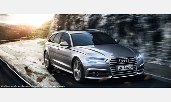 Foto des Serviceangebots Audi A6 Avant 3.0 TDI competition quattro für 649€ im Monat