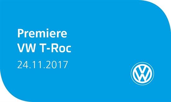 Foto des Events VW T-Roc Premiere