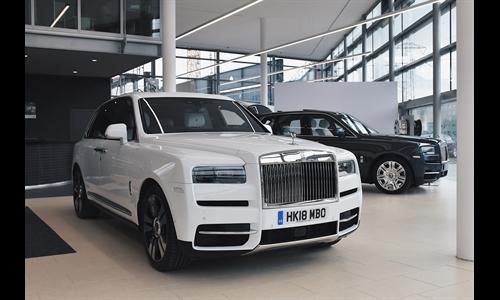 Foto der News Rolls-Royce Cullinan