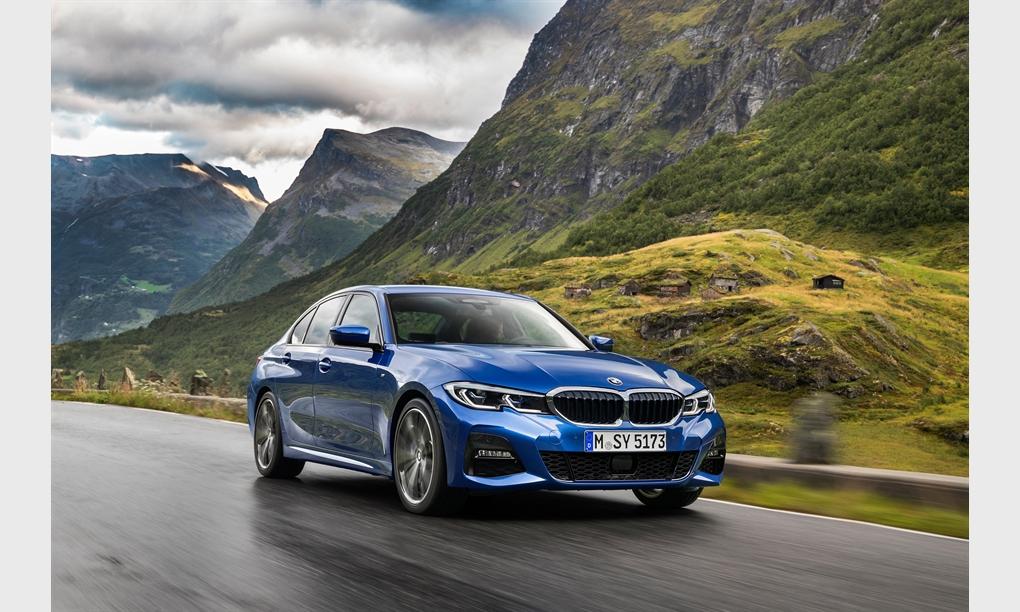 Leasingangebot BMW 318d