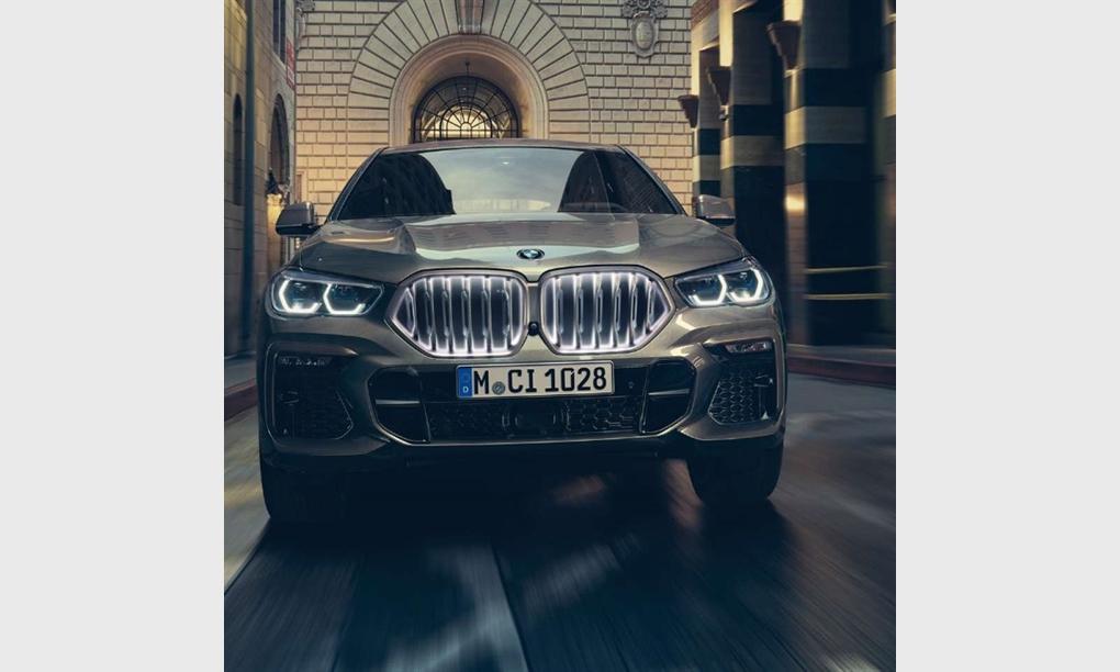Leasingangebot BMW X6 xDrive 30d