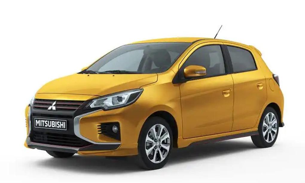 Mitsubishi Motors präsentiert den neuen Space Star´20