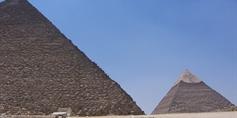 Pyramiden von Gizeh  (Quelle: privat)