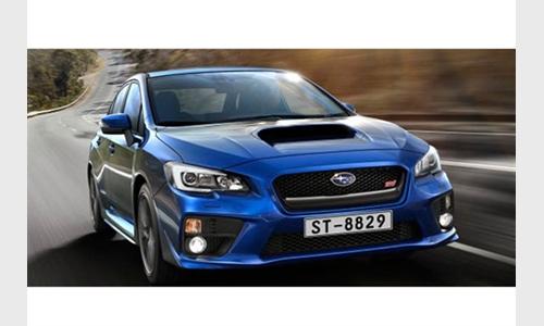 Foto der News Der neue Subaru
