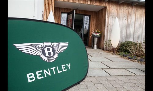 Foto der News Spring Welcome 2014! Bentley Hannover