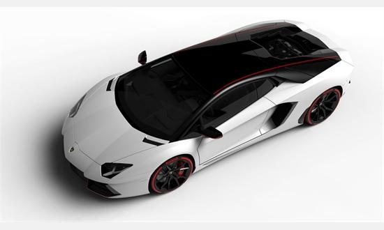 Bild der News Der Lamborghini Aventador LP 700-4 Pirelli Edition ist eine Hommage an die historische Zusammenarbeit der beiden Marken