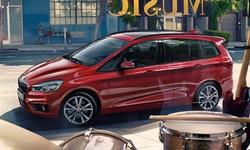 Foto der News Unser neuer BMW 2er Gran Tourer.