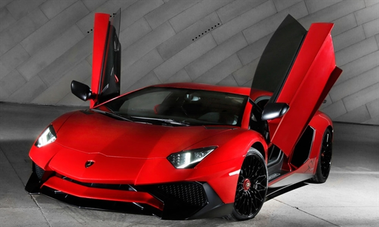 Bild der News Der Lamborghini Aventador LP 750-4 Superveloce