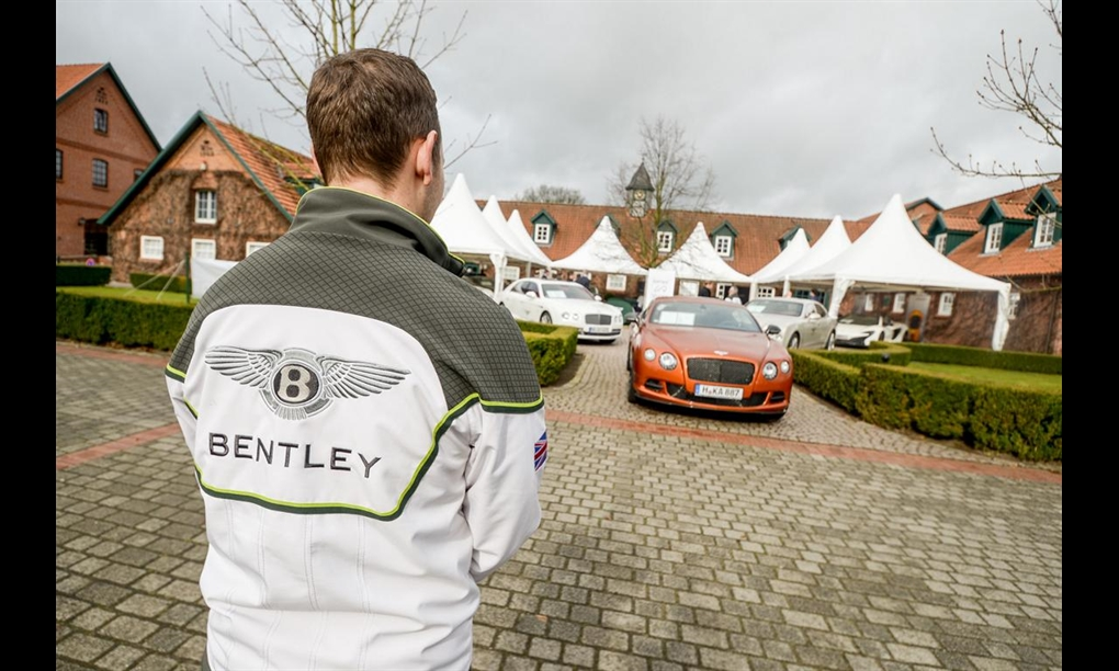 Review – Spring Welcome 2015 Bentley Hannover