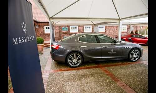 Foto der News Review – Spring Welcome 2015 Maserati Hannover