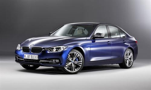 Foto der News Die neue BMW 3er Limousine. Der neue BMW 3er Touring.