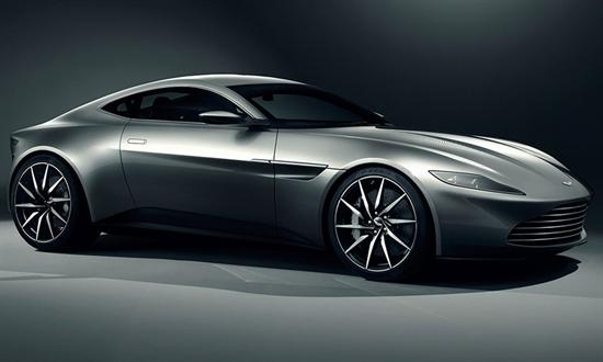 Bild der News Aston Martin DB10 gewinnt Auto Zeitung Design Trophy 2015