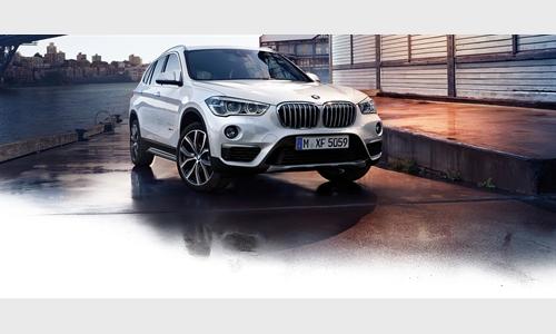 Foto der News Der neue BMW X1.