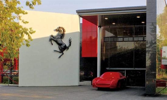 Bild der News Infotainment-System 1DIN Ferrari Genuine