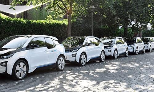Foto der News Der BMW i3 jetzt bei DriveNow.