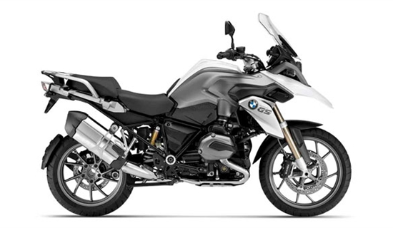 One R 1200 GS. One Feeling: Kraft für jede Situation.