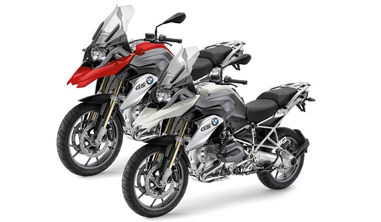 One R 1200 GS. One Impression: Starke Individualität.
