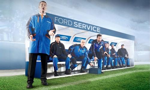 Foto des Serviceangebots Wir sorgen dafür, dass Ihr Ford im Spiel bleibt!