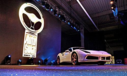 Foto der News Internationale Auszeichnung für den 488 GTB