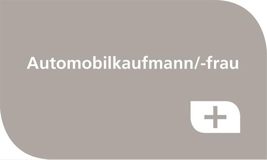 Foto des Stellenangebots Ausbildung Automobilkaufmann/ -frau