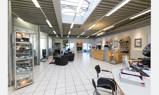 Foto des Zubehörangebots Zubehör-Shop im Audi Zentrum Krefeld
