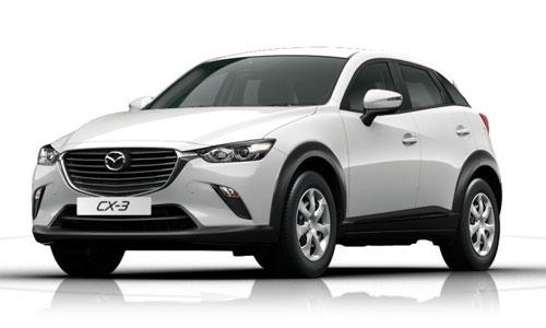 Der neue Mazda CX-3
