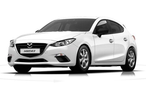 Mazda3 5-Türer
