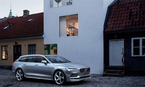 Foto der News Der neue Volvo V90 - die Neuerfindung eines Klassikers.