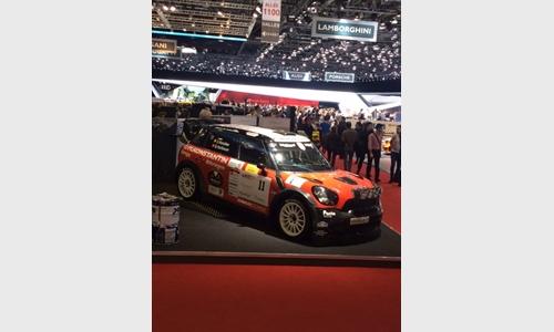 Foto der News Sponsoring HPS Technik Rally Team