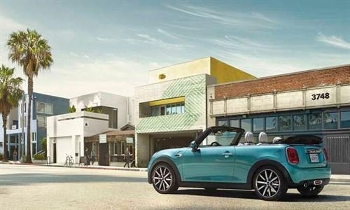 Foto der News MINI Cabrio Premiere