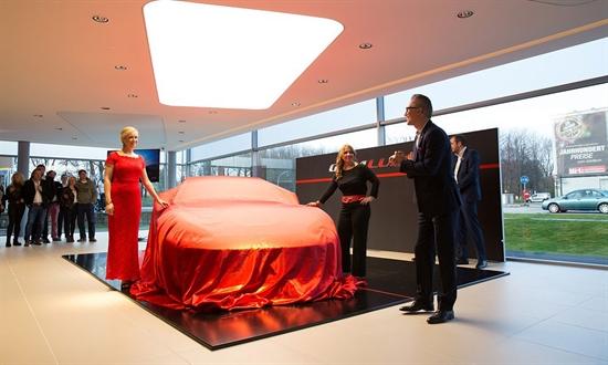 Bild des Events Offizieller Ferrari Händler präsentiert neuen Showroom in Hamburg