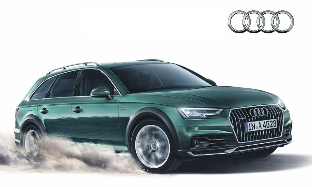 Anzeige: Fortschritt spüren. Der neue Audi A4 allroad quattro ¹) .