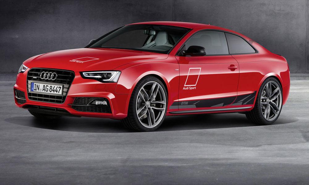 Anzeige: Audi A5 DTM Edition