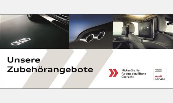 Foto des Zubehörangebots Audi Zubehör-Angebote