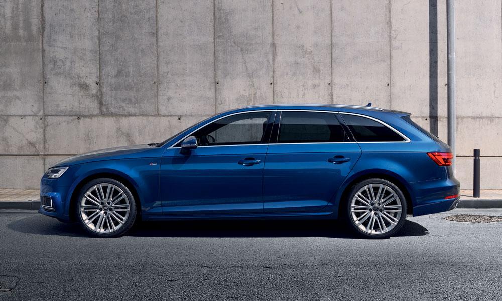 Anzeige: Der neue Audi A4.