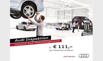 Foto des Serviceangebots Audi Inspektion