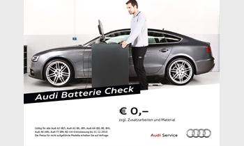 Foto des Serviceangebots Audi Batterie Check