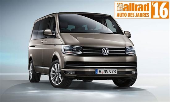 Foto der News Allradauto des Jahres 2016: Der Multivan.