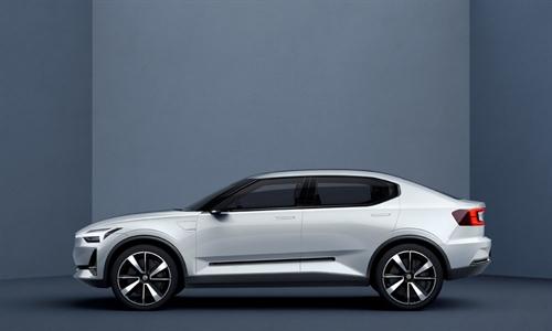 Foto der News Volvo enthüllt zwei Konzeptfahrzeuge auf Basis der neuen kompakten Modular-Architektur