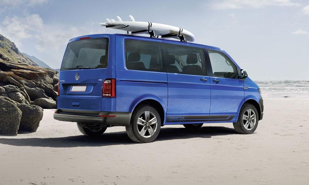 Anzeige: Der neue Multivan Freestyle.