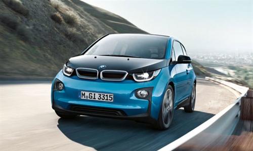 Foto der News Der neue BMW i3 mit stärkerer Batterie.