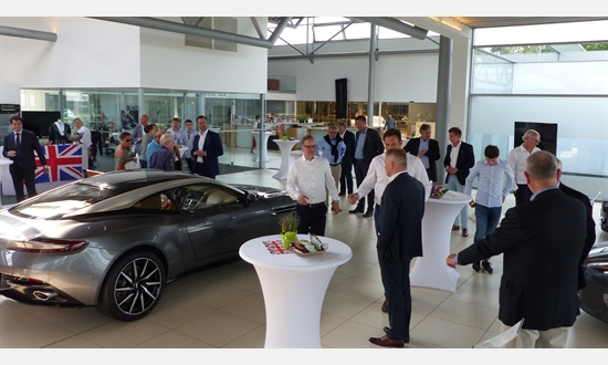Bild des Events Aston Martin DB11 Premiere in Hamburg