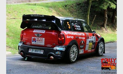 Foto der News Rennbericht Rally Ticino / Team HPS