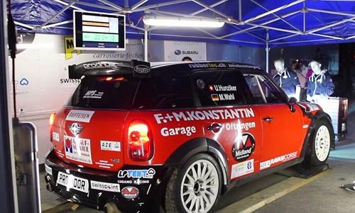 Foto der News Sponsoring Rallyteam